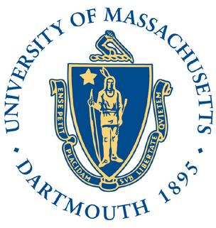 UMass Dartmouth logo.