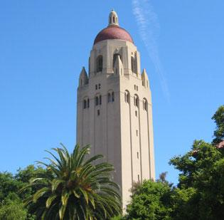 Stanford University saw a bump in M.B.A. applicants, despite a global decline in median number of applications.