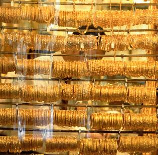 Some investment firms are putting client funds in gold.