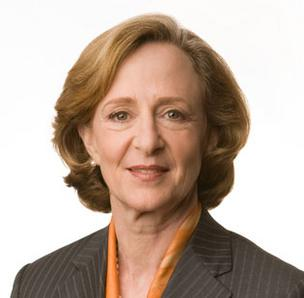 Photo of MIT president Susan Hockfield.