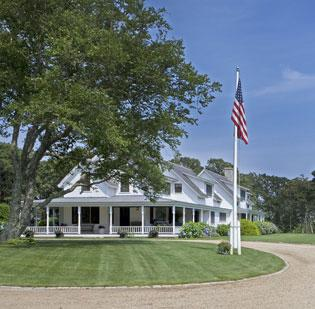 President Barack Obama's frequent summer retreat on Martha's Vineyard is on the market. The asking price of $23.7 million buys a 28-acre compound.
