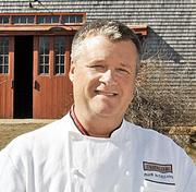 No. 6. L'Espalier. (Ranked 3rd last year.) Zagat ratings: Food - 27; Decor - 27; Service - 27. Estimated price of a single meal: $97. Pictured: Chef-owner Frank McClelland.