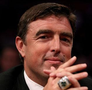 "Boston Celtics CEO Wycliffe Grousbeck will join author Ben Mezrich on CNBC's ""Squawk Box,"" Wednesday."