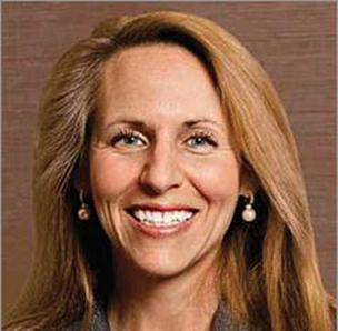 TJX chief executive Carol Meyrowitz.