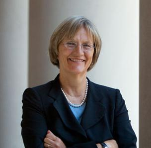 Janitors strike back.Harvard University president Drew Faust drew union protesters Tuesday, to a presentation commemorating the school's 375th anniversary. The union's janitors had threatened to strike if an agreement was not reached.