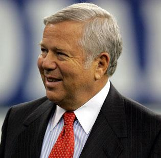 Robert Kraft runs the Kraft Group, a Foxborough-based family empire that includes the New England Patriots, International Forest Products, Rand-Whitney, the New England Revolution, the Patriot Place shopping center, and a number of private equity ventures.