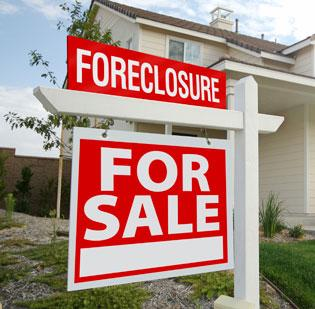 The foreclosure in rate in July for the Dallas-Plano-Irving area fell.
