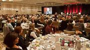 It was a full house at the Boston Business Journal's Top 100 Women-Led Businesses Awards Breakfast held at the Westin Copley Place Boston.