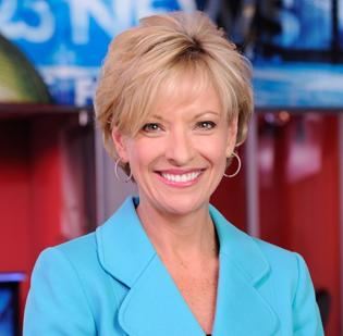 Kim Carrigan and A J  Burnett are out at Fox 25 Boston