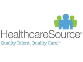 HealthcareSource logo