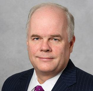 Walter Reed is stepping down from his role as managing partner of Edwards Wildman Palmer LLP.