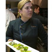 """Ana Sortun, of Oleana in Cambridge, has appeared on """"Top Chef Masters."""""""