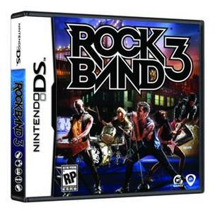 Rock Band 3 box