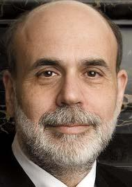 Federal Reserve chair Ben Bernanke says the financial performance of community banks is improving.