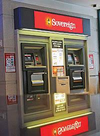 Sovereign Bank net income reached $127 million in the second quarter of 2012, an increase of 27 percent over the bank's earnings in the same period last year.