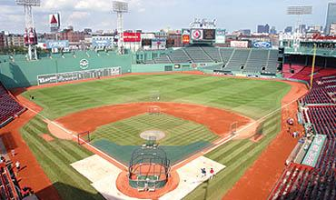 Liverpool Football Club is likely to play a match in Fenway Park in the coming year or so, Red Sox CEO Larry Lucchino said Thursday. Red Sox parent Fenway Sports Group owns the British soccer franchise.