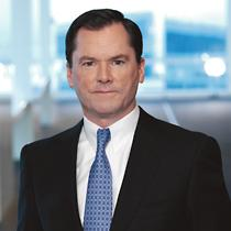State Street CEO Jay Hooley