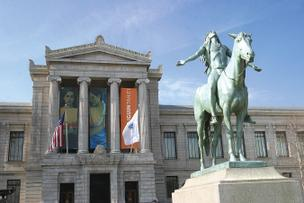 The Museum of Fine Arts Boston and Google Inc. (Nasdaq: GOOG) announced a partnership to make works of art available online.