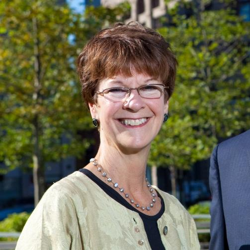 Nancy Brennan will depart as executive director of the Rose Fitzgerald Kennedy Greenway Conservancy.