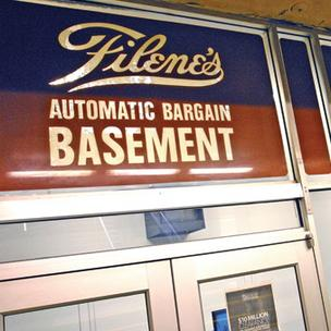 Getting the brand back together: Filene's Basement has been out of business for more than a year, but the bankrupt company that owns it plans to revive the Basement brand and other trademarks.