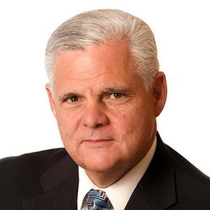 "Joe Tucci, EMC chairman and CEO, says, ""Cloud and big data are going to change the landscape, and if you don't invest in them, you're going to be left behind."""
