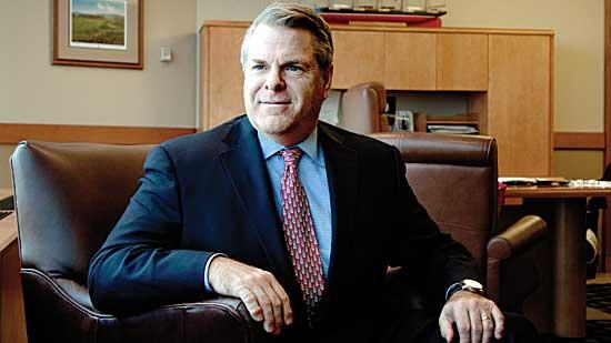 David Porter is managing partner and owner of Baystate Financial Service, and a former White House intern.