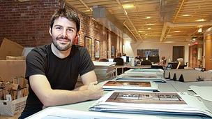 Jason Gracilieri is founder and CEO of TurningArt, which rents pieces of art to both consumers and corporate entities.