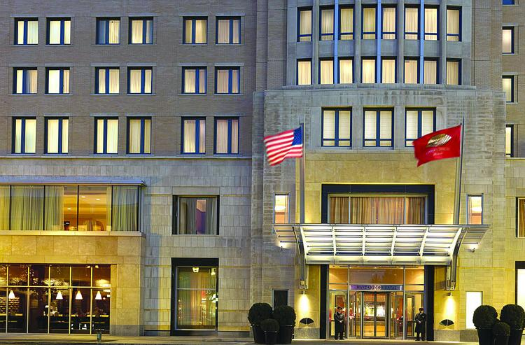 """'The challenge is to provide a consistent, high level of service as a provider,"""" said Alain Negueloua, general manager at Mandarin Oriental Boston. """"Our culture guarantees gracious service interaction with the customers.'"""
