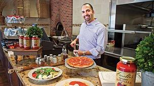 Remon Karian launched a second express location of Fiorella's around the same time he was expanding his Newtonville restaurant.