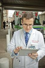 Doctors eager for iPad 3, but data security remains a concern
