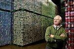 The environmentally sensitive  bottle bill opponent