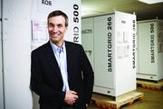 No. 5 in Massachusetts:Solectria Renewables, 105 jobs (pictured: CEO and co-founder James Worden)