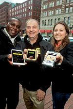 Taxi-hailing apps take different roads in Boston