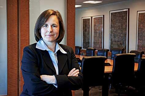 Susan Finegan is a partner at Mintz, Levin, Cohn, Ferris, Glovsky and Popeo and chairwoman of the Supreme Judicial Court's Standing Committee on Pro Bono Legal Services.