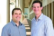 Help people use email: Cloze founders Dan Foody and Alex Cote say their startup's user base is growing by 50 percent each month.