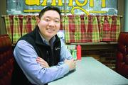 Small business: Visible Measures. Pictured: CEO Brian Shin.