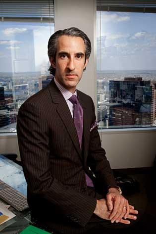 Shawn Kravetz is president of Esplanade Capital, which is attempting to acquire one of its holdings, Archon Corp.