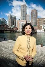 'On a mission: Waterfront development starts and ends with Vivien Li