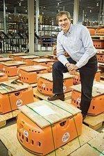 Amazon buying Kiva Systems of North Reading