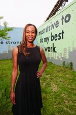 Emerging Leader - <strong>Janelle</strong> <strong>Woods-McNish</strong>