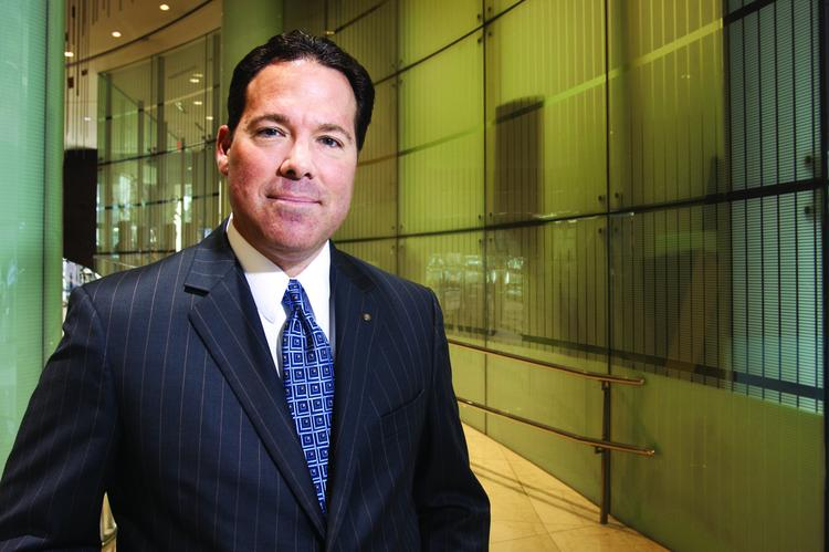 Bob Rivers is president and COO of Eastern Bank, says thin margins are squeezing banks' earnings.