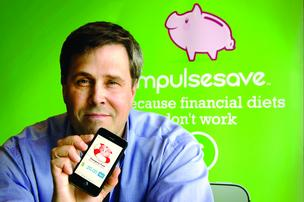 "Phil Fremont-Smith, co-founder and CEO of ImpulseSave, says ""this is the new paradigm of personal finance."""