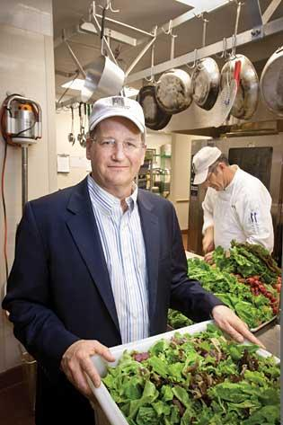 David Waters, CEO of Community Servings in Jamaica Plain, plans an expansion to Worcester.