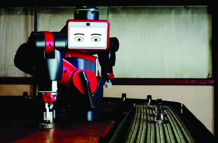 Rethink Robotics has gained attention for its Baxter robot.