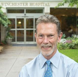 "Kevin Smith, CEO of the 229-bed Winchester Hospital, said executives are now in ""preliminary discussions"" about some sort of close collaboration or outright merger with Hallmark Health System, the corporate parent of Lawrence Memorial Hospital in Medford and Melrose-Wakefield Hospital."