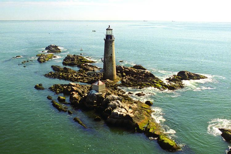 Bidding for Graves Island Light has already smashed the previous record price paid for a U.S. lighthouse.