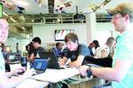 Boston Startup School fine tunes college grads