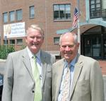Champions in Health Care: <strong>James</strong> <strong>O</strong>. <strong>Taylor</strong> and John P. Cradock, lifetime achievement
