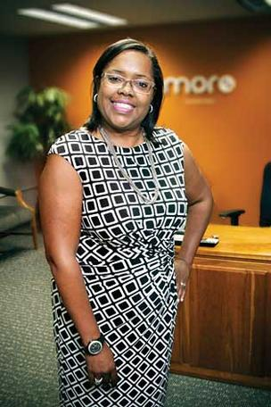 Donna Latson Gittens is the principal of causemedia, an advertising and marketing firm in Newton.