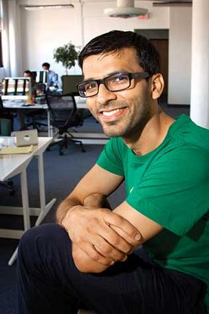 "Barun Singh is founder and CTO of WegoWise, which translates as being ""wise with wego"" — water, electricity, gas and oil."